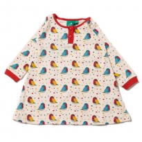 LGR Rainbow Robins Playaway Dress