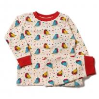 LGR Rainbow Robins Pyjamas