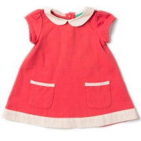 LGR Red Tunic Dress
