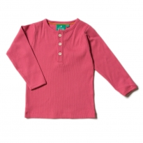 LGR Rose Rib LS Top