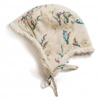 LGR Snow Leopard Sherpa Hat