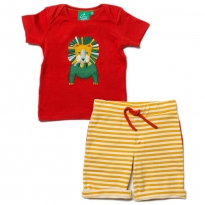 LGR Leo Lion Applique Set