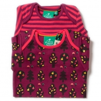 LGR 2 Pack Autumn Forest Baby Body