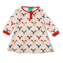 LGR Rainbow Moose Playaway Dress