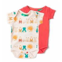 LGR 2 Pack River Friends Baby Body