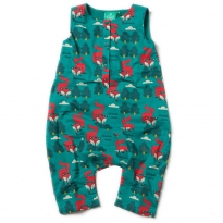 LGR Winter Fox Lined Dungarees