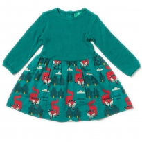 LGR Winter Fox Twirler Dress