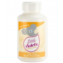 Little Violet Talc Free Baby Powder