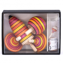 Mader Fire Spinning Top Learning Set