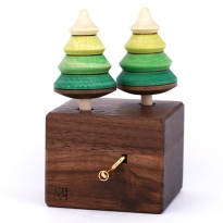 Mader Forest Music Box