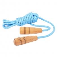 Mader Skipping Rope Natural Handles 5m