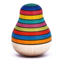 Mader Striped Roly-Poly Pear