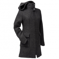 Mamalila Wool Anthracite Babywearing Coat