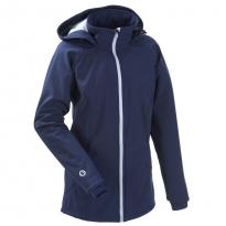 Mamalila Softshell Navy / Ice Babywearing Jacket