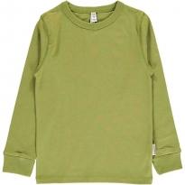 Maxomorra Apple Green LS Top