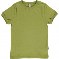 Maxomorra Apple Green SS Top