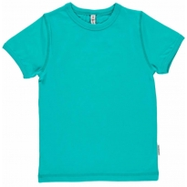 Maxomorra Turquoise SS Top