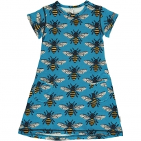 Maxomorra Bee SS Dress