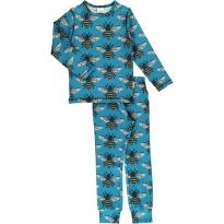 Maxomorra Bee LS Pyjamas