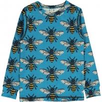 Maxomorra Bee LS Top