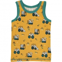 Maxomorra Brick Builders Tank Top