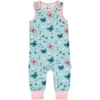 Maxomorra Butterfly Dungarees