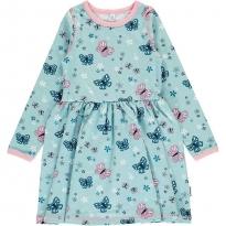 Maxomorra Butterfly LS Spin Dress