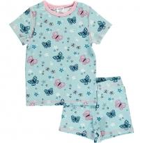 Maxomorra Butterfly SS Pyjamas