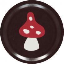 Maxomorra 10th Anniversary Mushroom Coaster