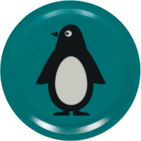 Maxomorra 10th Anniversary Penguins Coaster