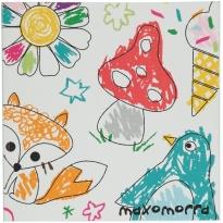 Maxomorra Colouring Book