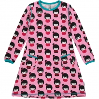 Maxomorra Doll LS Dress