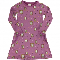 Maxomorra Family Album LS Dress