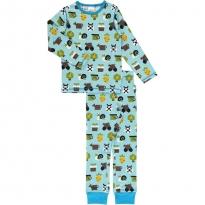 Maxomorra Garden LS Pyjamas