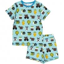 Maxomorra Garden SS Pyjamas