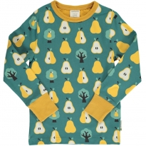 Maxomorra Golden Pear LS Top