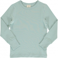 Maxomorra Icy Blue LS Top