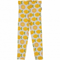 Maxomorra Lemon Leggings