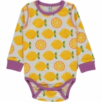 Maxomorra Lemon LS Body