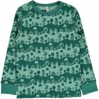 Maxomorra City Landscape LS Top