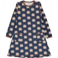 Maxomorra Hedgehog LS Dress
