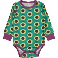Maxomorra LS Sunflower Body