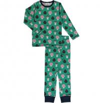 Maxomorra Mushroom LS Pyjamas
