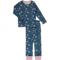 Maxomorra Night Sparkle LS Pyjamas