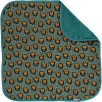 Maxomorra Lion Jungle Blanket