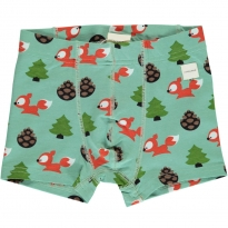 Maxomorra Busy Squirrel Boxer Shorts
