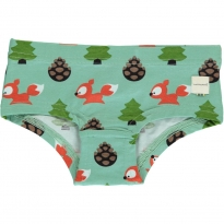 Maxomorra Busy Squirrel Hipster Briefs