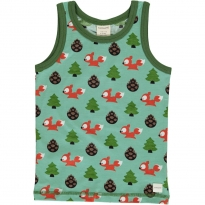 Maxomorra Busy Squirrel Tank Top