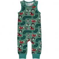 Maxomorra Big City Dungarees