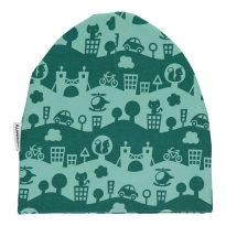 Maxomorra City Landscape Regular Hat